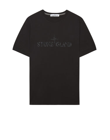 2NS88 INSTITUTIONAL T-Shirt in Black