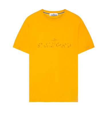 2NS88 INSTITUTIONAL T-Shirt in Yellow