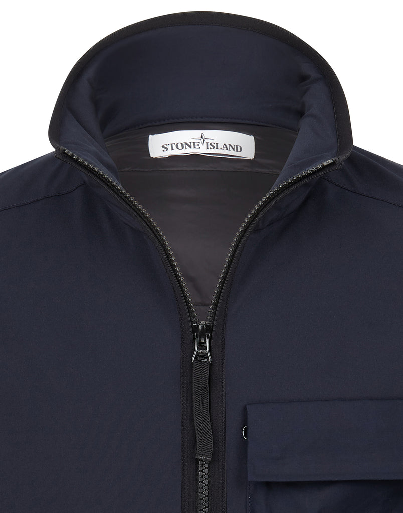 40627 SOFT SHELL-R Jacket in Navy