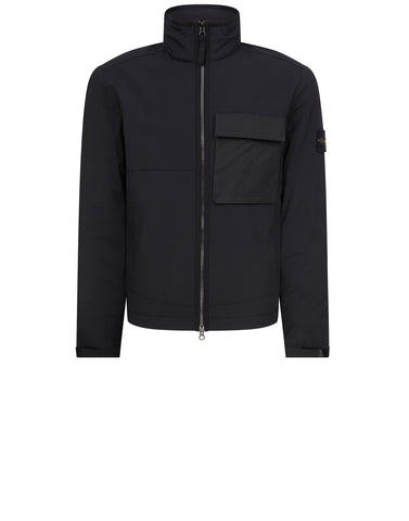 40627 SOFT SHELL-R Jacket in Black