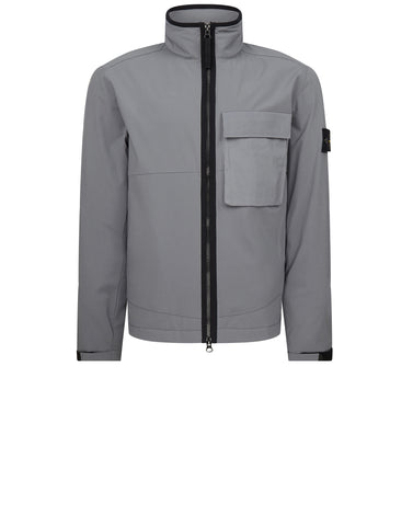 40627 SOFT SHELL-R Jacket in Grey