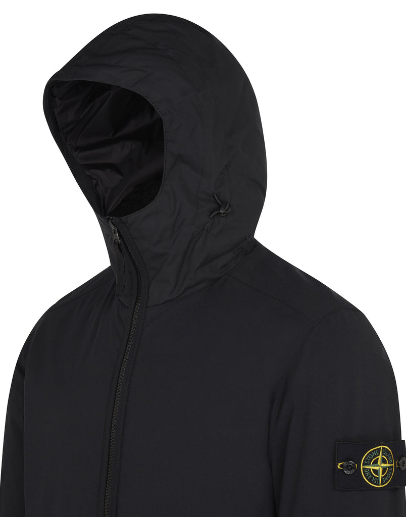 40927 SOFT SHELL-R JACKET WITH PRIMALOFT® INSULATION TECHNOLOGY in Black