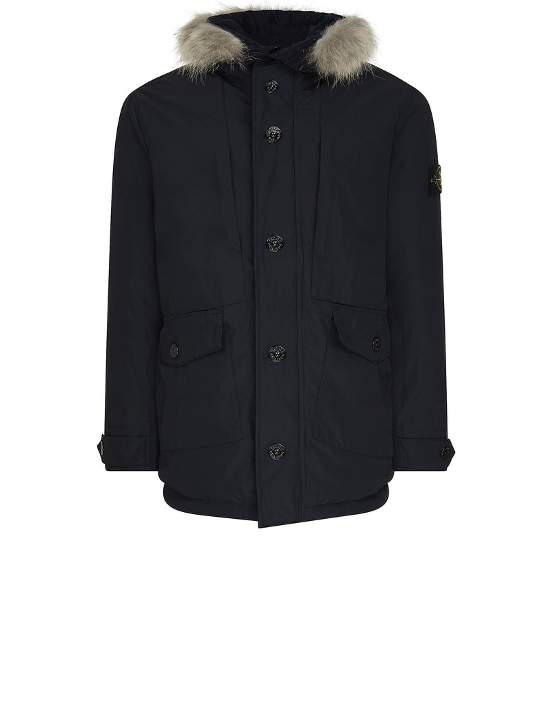 41226 MICRO REPS DOWN PARKA in Navy