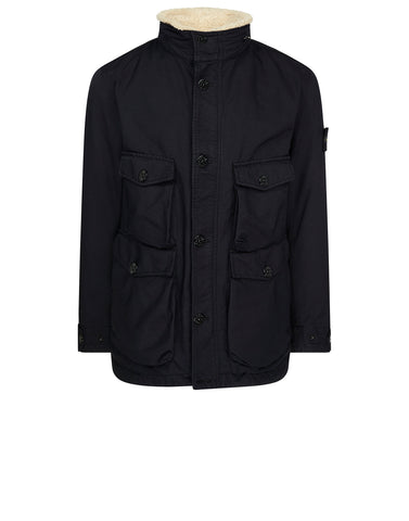 41549 DAVID-TC WITH PRIMALOFT® Field Jacket in Navy