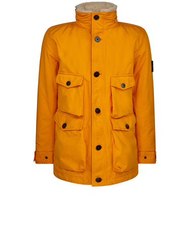 41549 DAVID-TC WITH PRIMALOFT Field Jacket in Orange