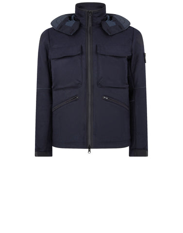 44032 PANNO-R 4L STRETCH Jacket in Navy
