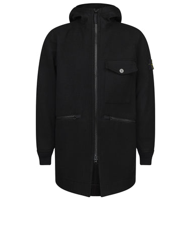 44248 PANNO SPECIALE Jacket in Black