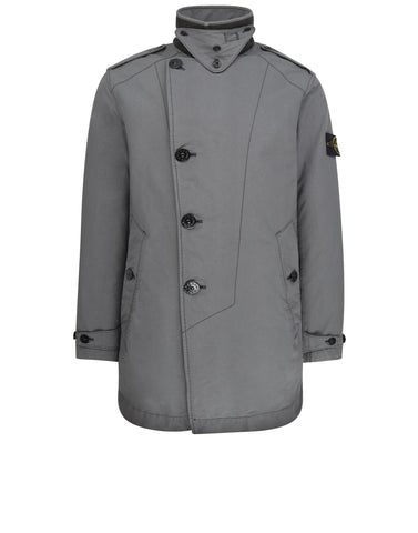 45249 DAVID-TC Trench in Grey
