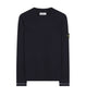 539A3 Crew Neck Knit in Navy