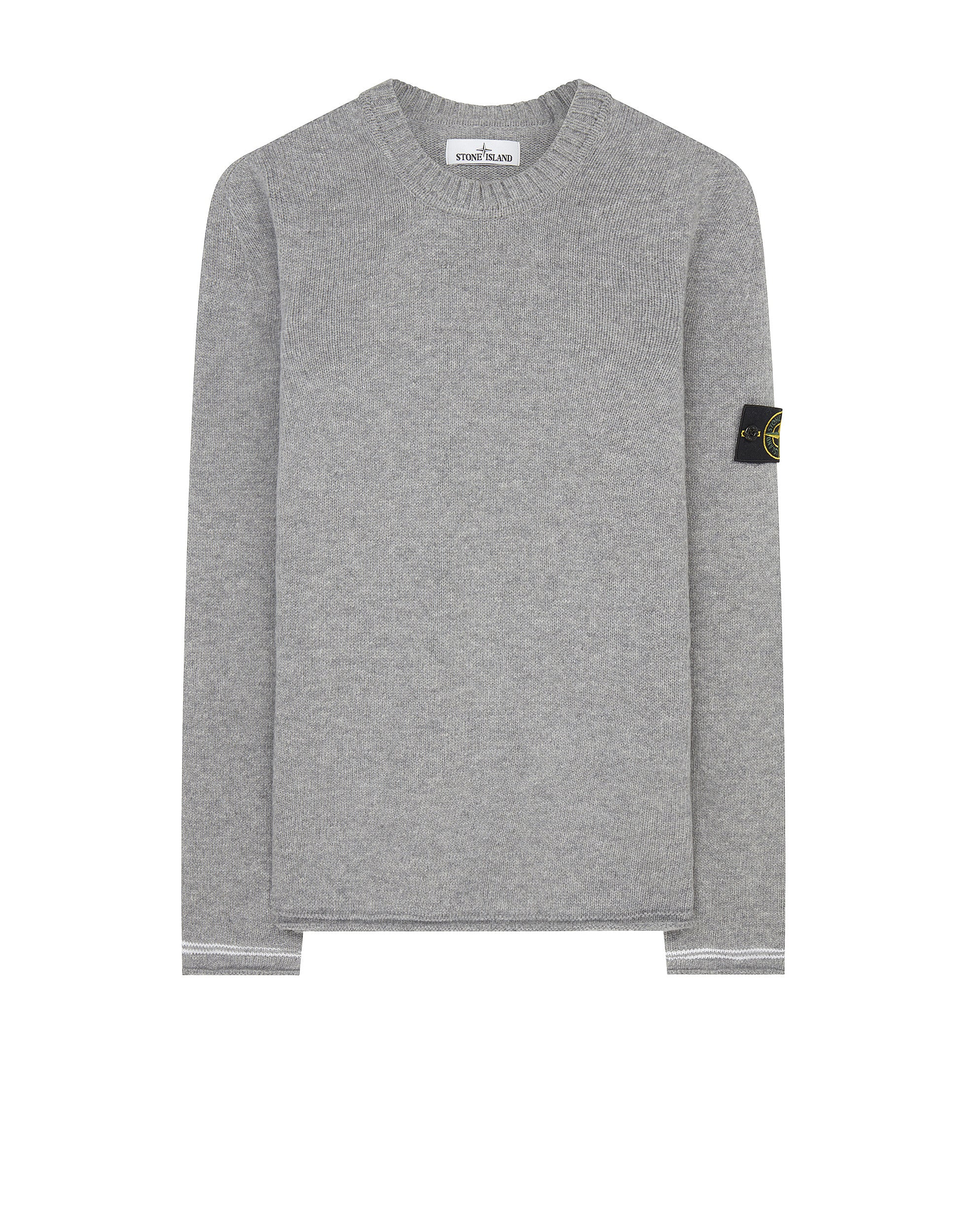 539A3 Crew Neck Knit in Grey