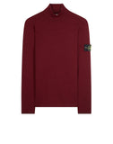 543A1 Turtle Neck Knit in Red