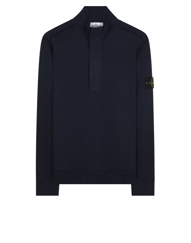 60120 Half Zip Sweatshirt in Navy