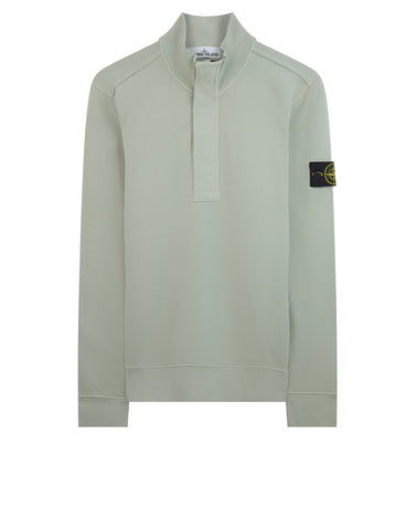 60120 Half Zip Sweatshirt in Fog