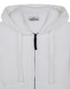 60220 Hooded Sweatshirt in White
