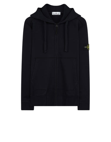 60220 Hooded Sweatshirt in Navy