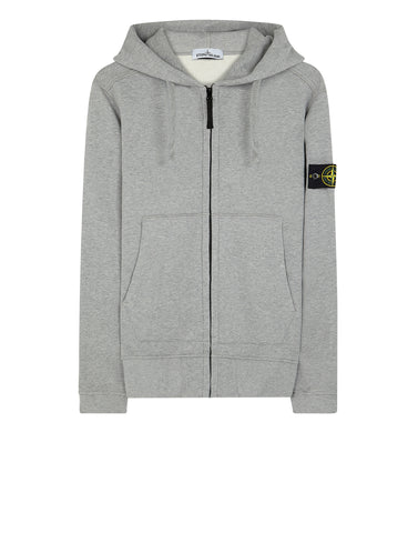 60220 Hooded Sweatshirt in Grey