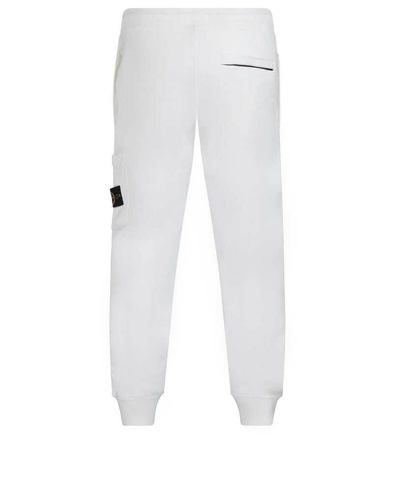 60320 Jogging Pants in White