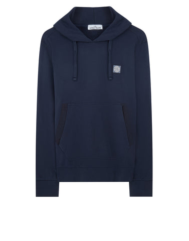 62239 Hooded Sweatshirt in Blue