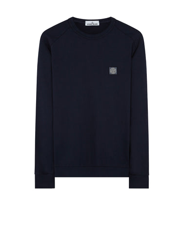 62339 Lightweight Sweatshirt in Marine Blue