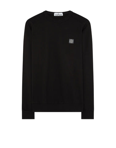 62339 Lightweight Sweatshirt in Black