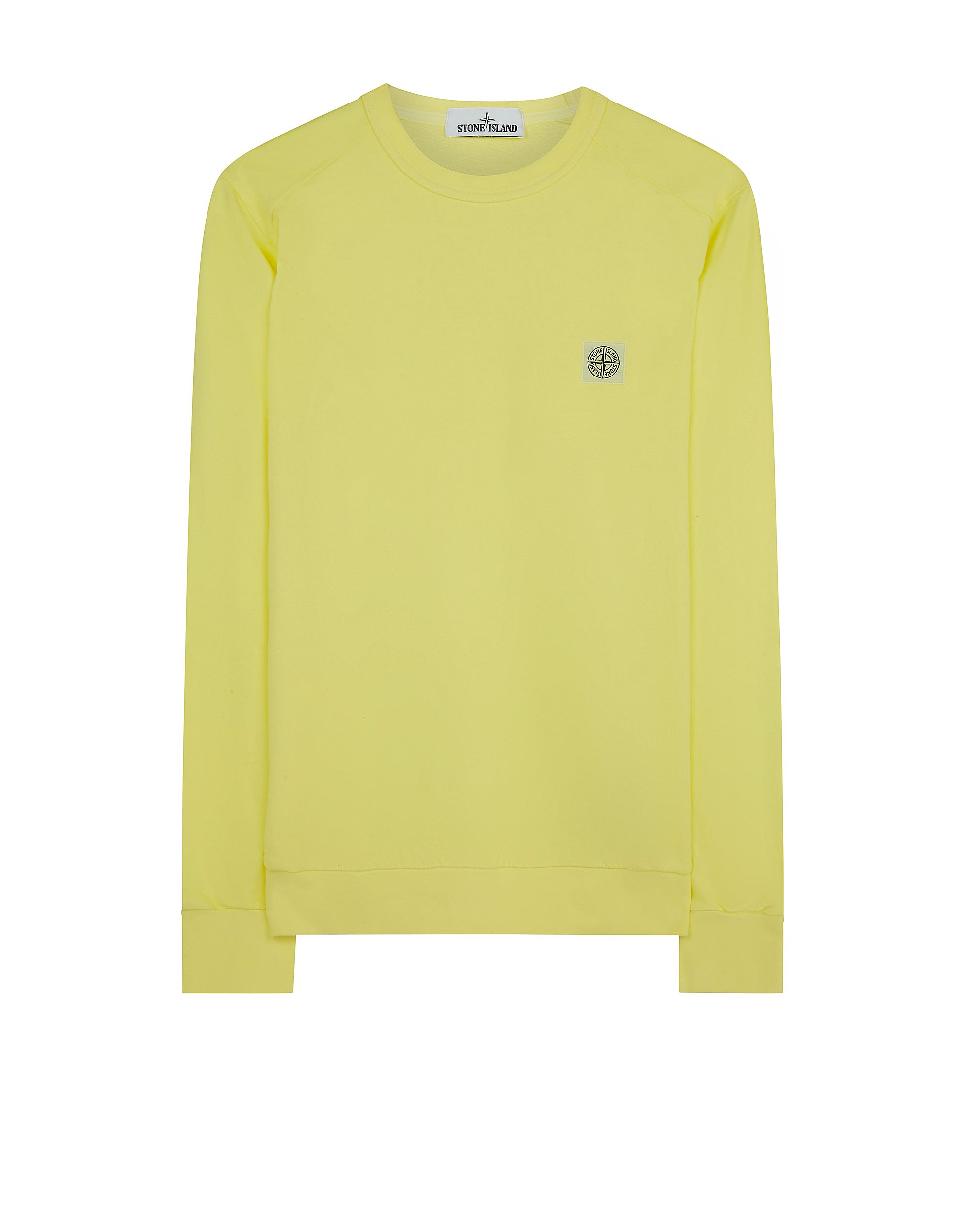 62339 Lightweight Sweatshirt in Yellow