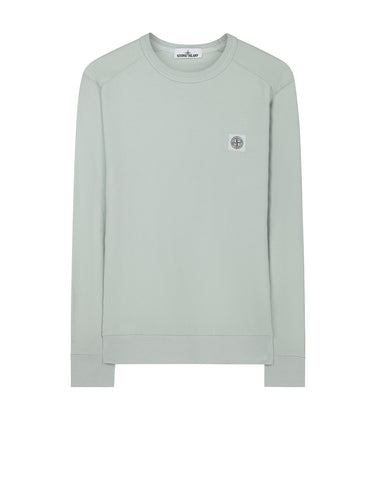 62339 Lightweight Sweatshirt in Light Grey