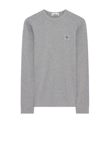 62339 Lightweight Sweatshirt in Dusty Grey
