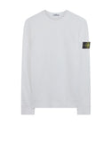 62720 Crewneck Sweatshirt in White