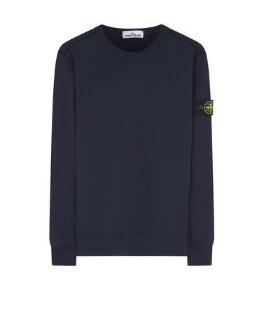 62720 Crewneck Sweatshirt in Marine Blue