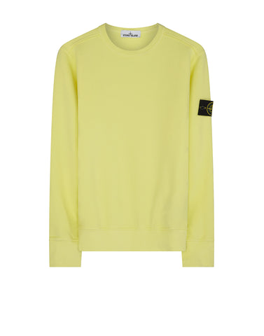 62720 Crewneck Sweatshirt in Yellow