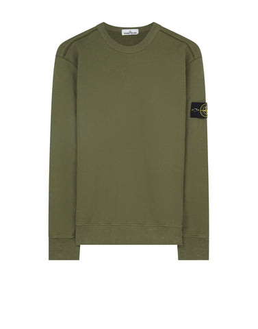 62720 Crewneck Sweatshirt in Green