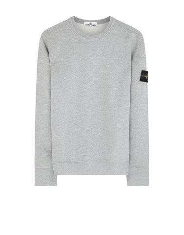 62720 Crewneck Sweatshirt in Light Grey