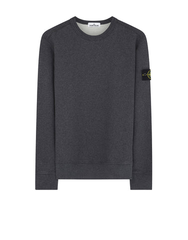 62720 Crewneck Sweatshirt in Smokey Grey