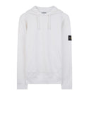 62820 Hooded Sweatshirt in White
