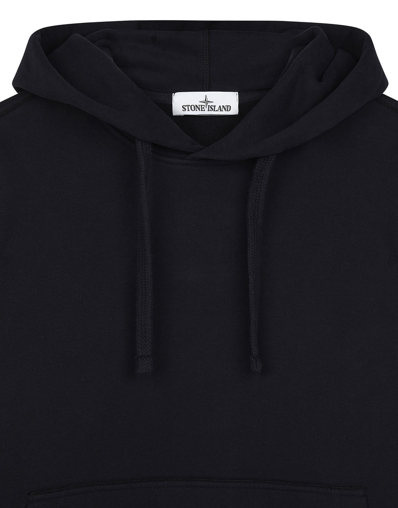 62820 Hooded Sweatshirt in Navy