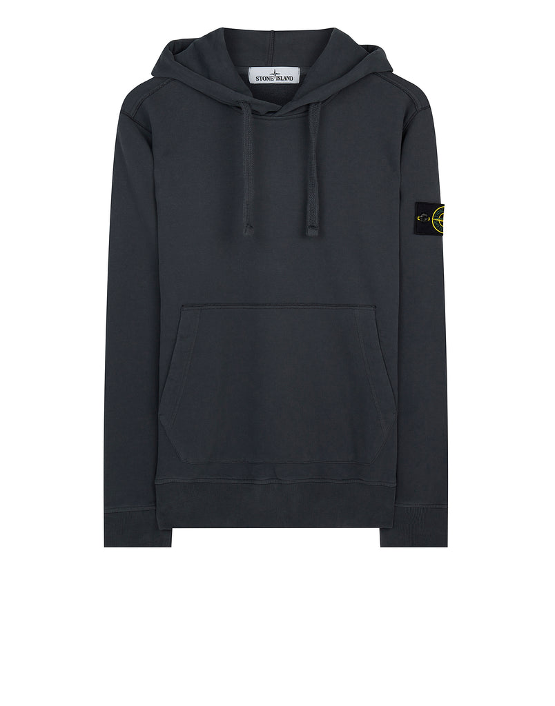 62820 Hooded Sweatshirt in Charcoal