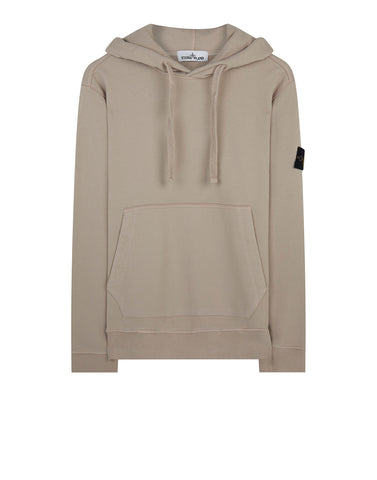 62820 Hooded Sweatshirt in Fog
