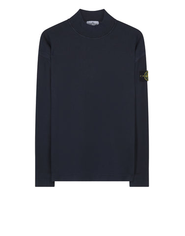 67043 T.CO+OLD Funnel Collar Sweatshirt in Navy