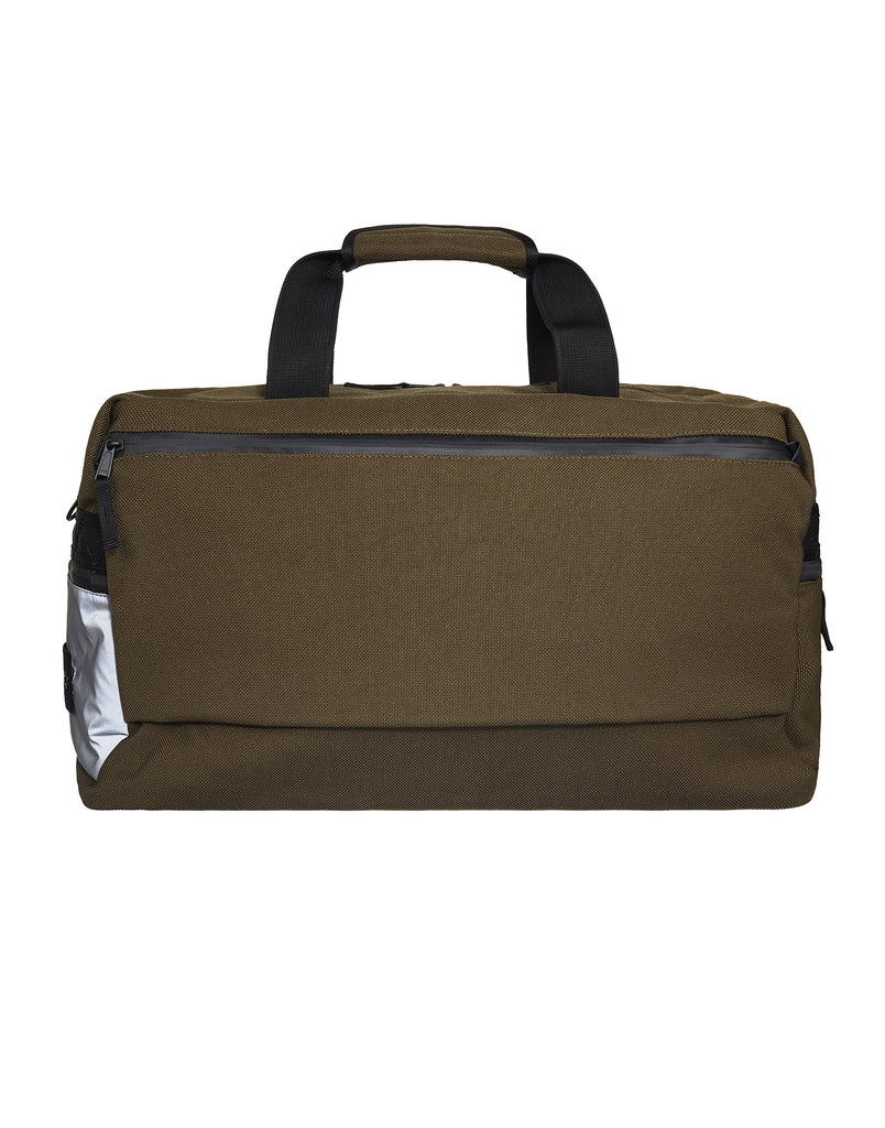 91770 Nylon Tela Travel Bag in Khaki