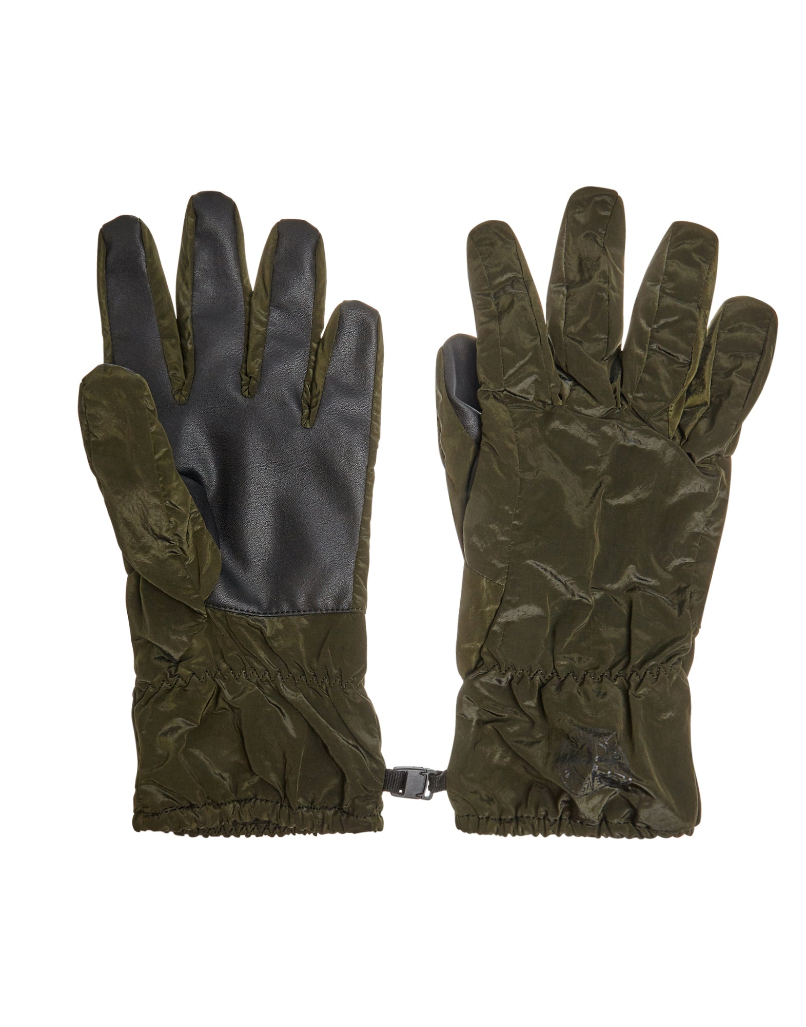 92069 NYLON METAL Gloves in Green