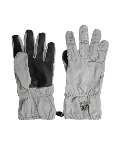 92069 NYLON METAL Gloves in Grey