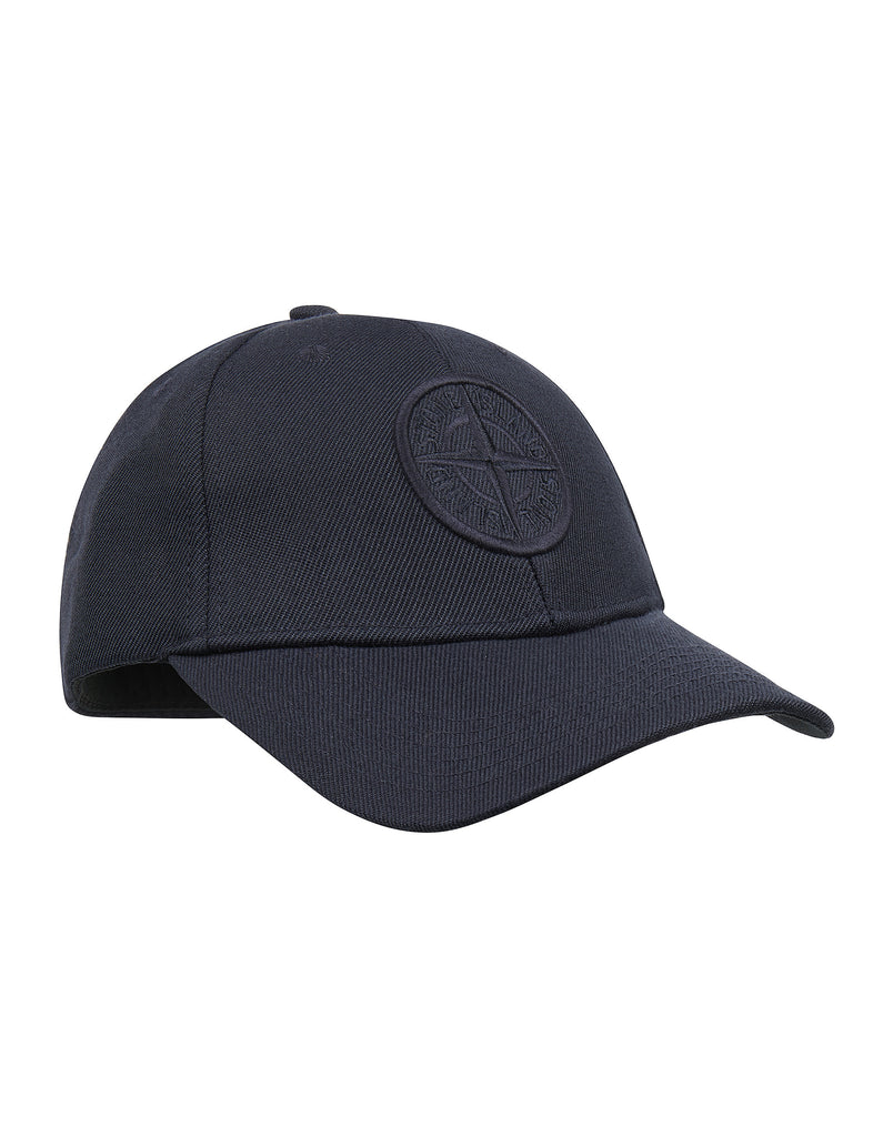 99175 Wool Mix Hat in Navy