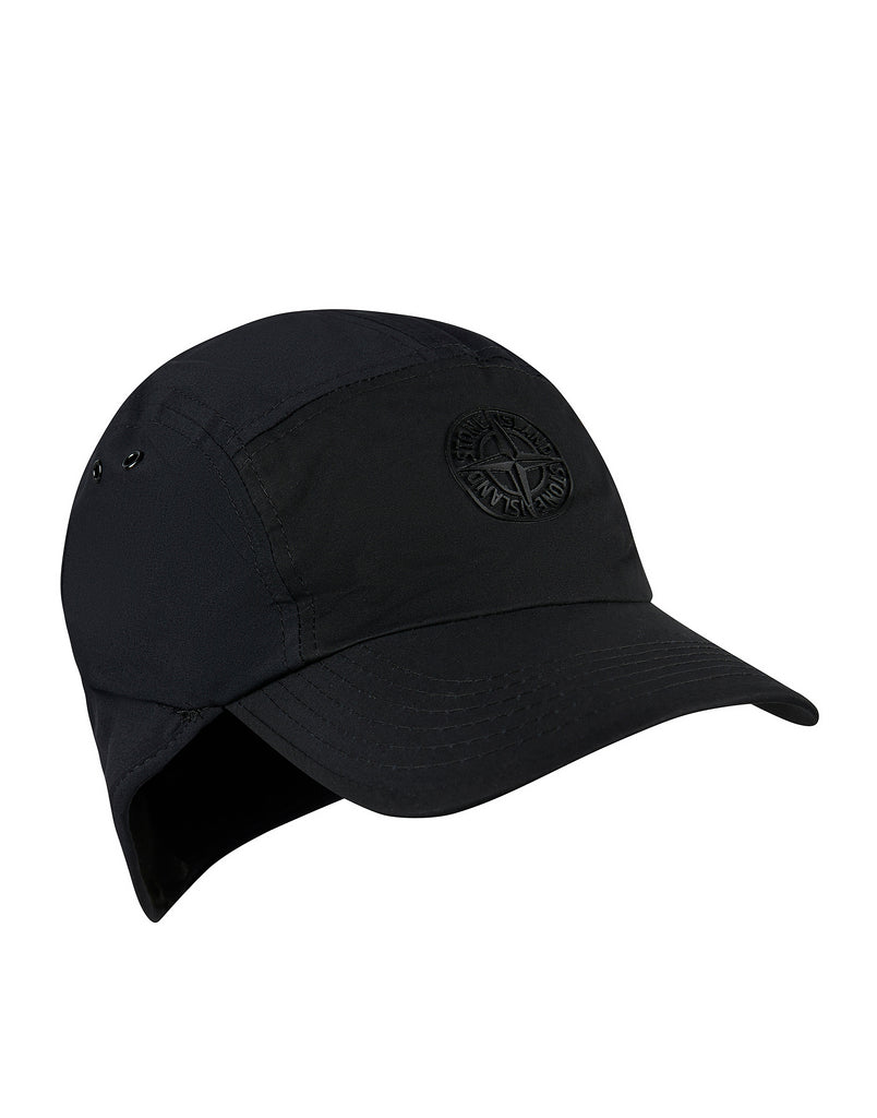 99476 SOFT SHELL-R Cap in Black