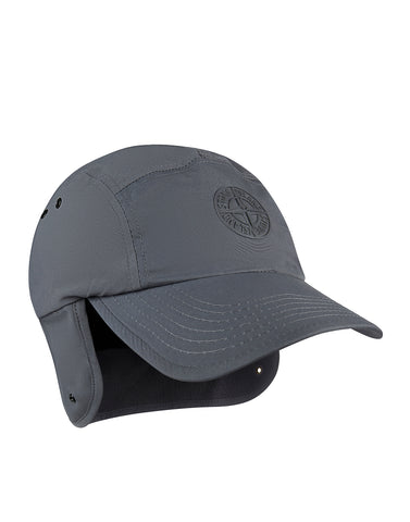 99476 SOFT SHELL-R Cap in Grey