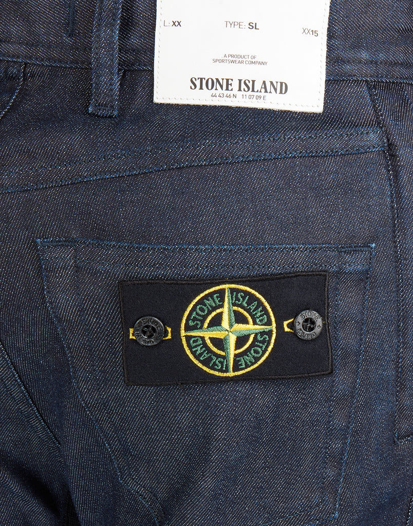 J02Y1 SL_WASH Jeans in Blue