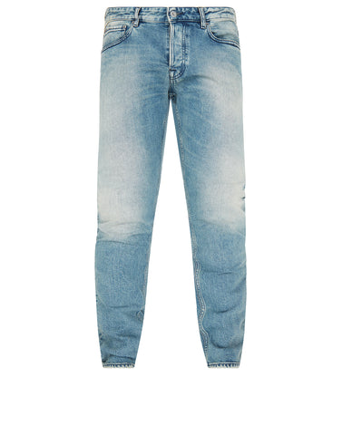 J1BG8 SL_Used Jeans in Blue