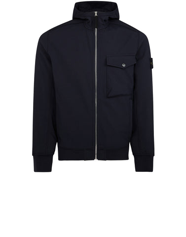 Q0622 SOFT SHELL-R JACKET in Navy