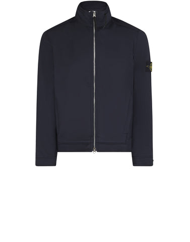 Q0822 SOFT SHELL-R Jacket in Navy