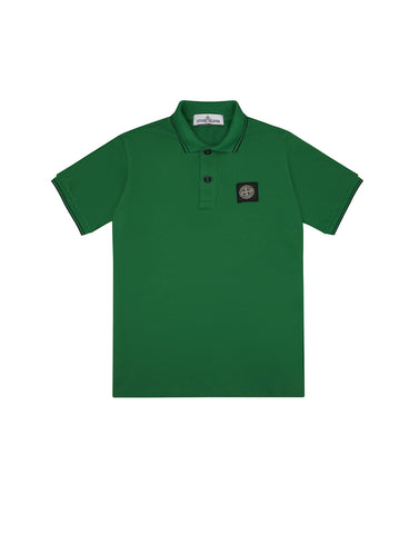 21348 Polo Shirt in Green