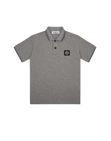 21348 Polo Shirt in Grey
